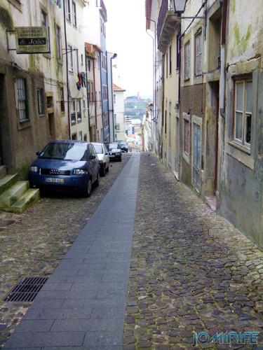 Rua de Corpo de Deus em Coimbra