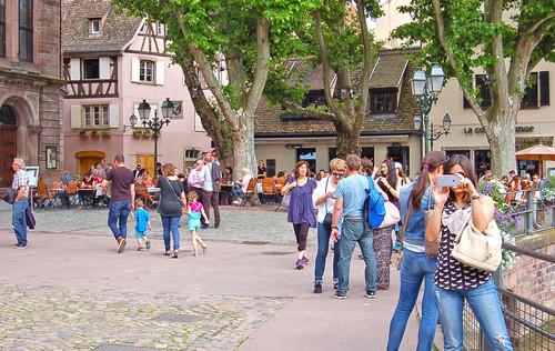 Petit France, em Estrasburgo