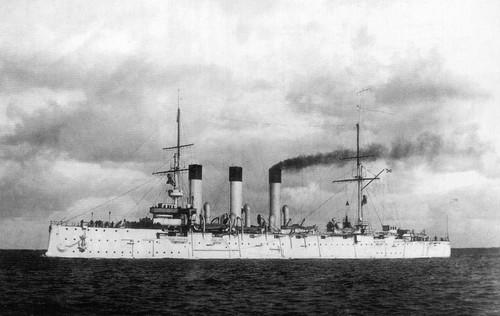 Cruzador Aurora_1903