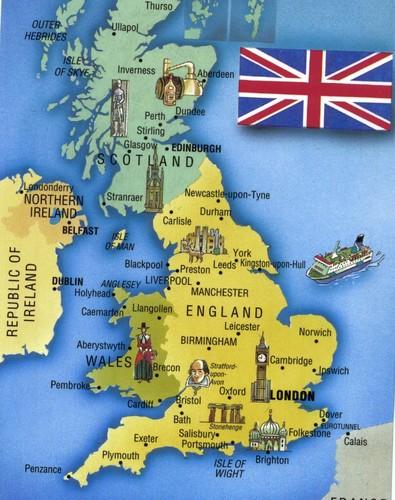 Mapa Reino Unido4
