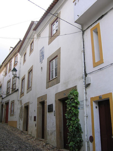Edifício da Rua de Santo Amaro, n.º 23 a 27, Castelo de Vide