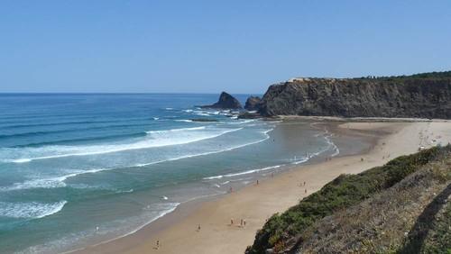Praia de Odeceixe uma das melhores de Portugal 201
