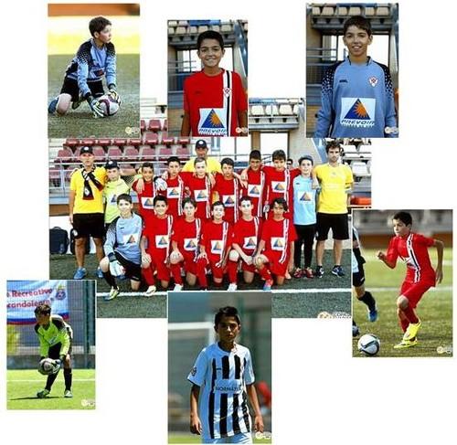 Torneio de Futebol Infantil IBÉRICO de 20 e 27 Ju