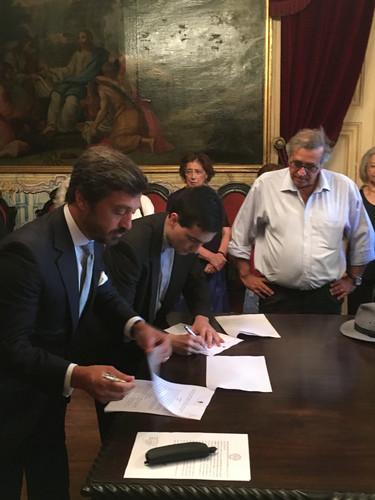 Assinatura Protocolo CML 210716.JPG