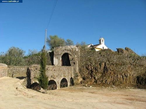 Forte de São Roque, Castelo de Vide