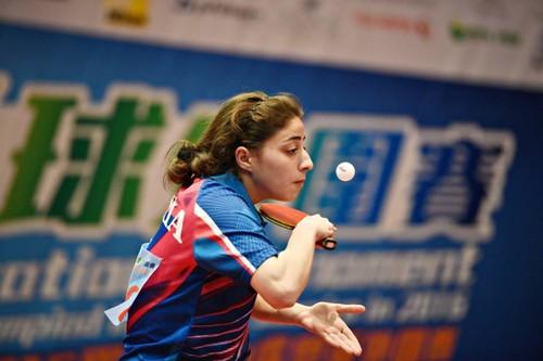 Heba Allejji/ITTF