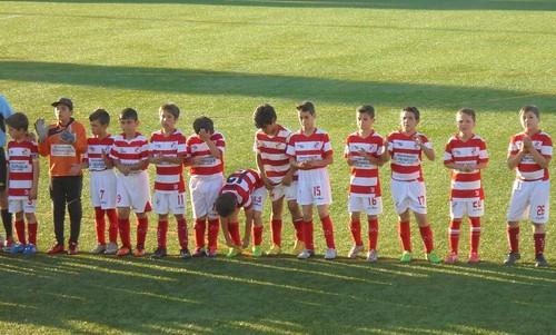 Benjamins B no Torneio Joãozinhos Cup 2016