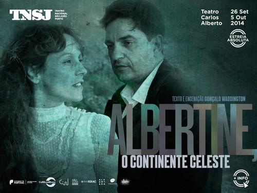 No Teatro Carlos Alberto...