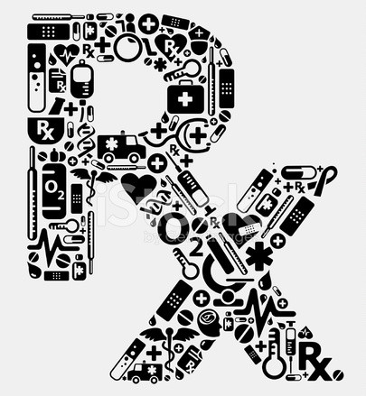 21035662-rx-prescription-shape-using-medical-icons