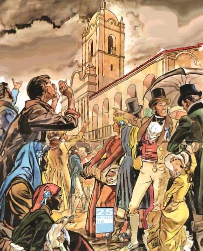 Argentina 1810-05-25