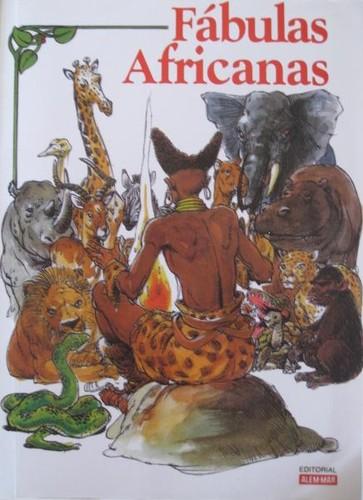 África - Capa do livro 'FÁBULAS AFRICANAS', Vár