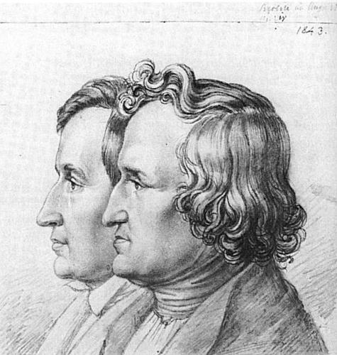 0 - Os irmãos Grimm - Jacob_und_Wilhelm_Grimm.png