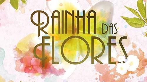 Rainha das Flores - logo