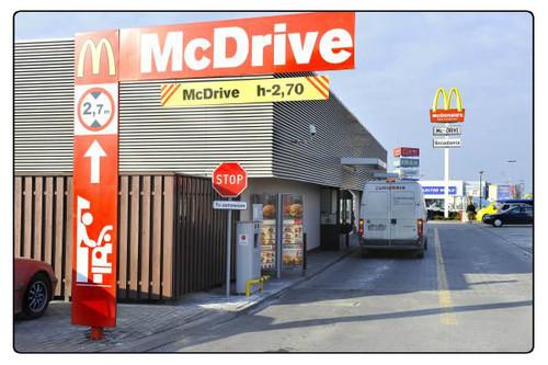 McDrive McDonalds