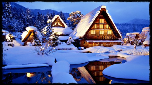 nature-landscapes_hdwallpaper_winter-cabin_8172.jp
