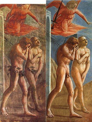 Adão e Eva, Masaccio In wikipédia.jpg