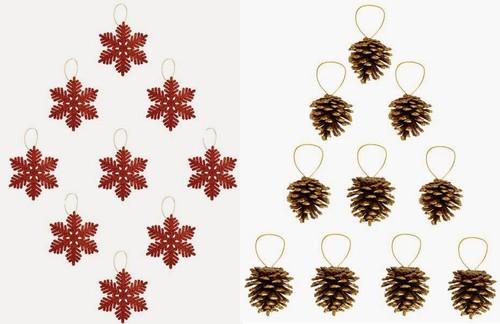 Primark Sugestões de Decorações de Natal 2014 6