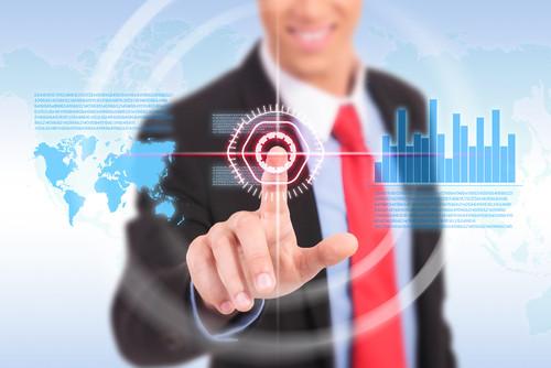 Businessman_pushing_graph_trade_stock_market_24opt