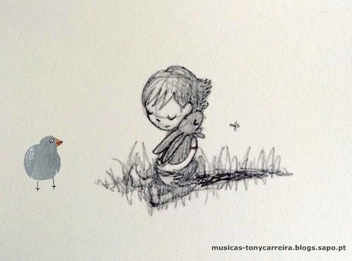 L'oiseau et l'enfant (Uma Criança) - Música de Tony Carreira