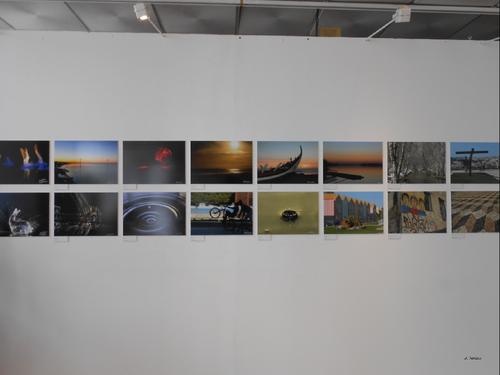 Exposição da USALMA (1). Trabalhos em fotos. 2015 Foto de João Flávios. PNG