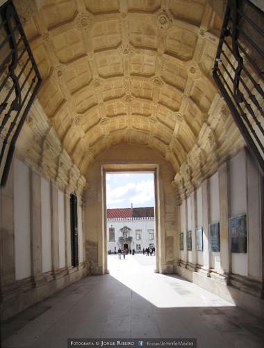 Porta Férrea da Universidade de Coimbra