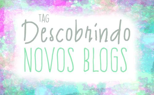 Descobrindo Novos Blogs
