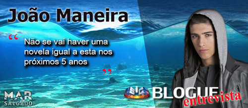 João Maneira em entrevista