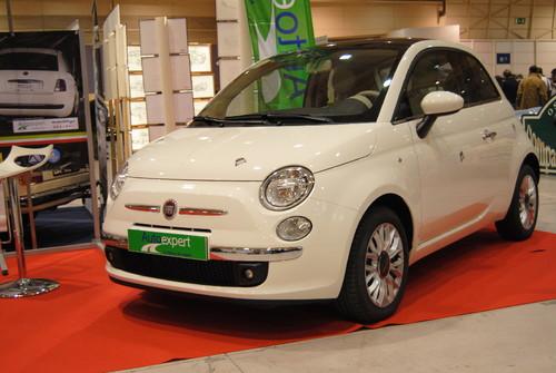 Fiat 500 d'Hoje