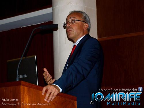 Paulo Lemos - Secretário de Estado do Ambiente [en] Secretary of State for Environment