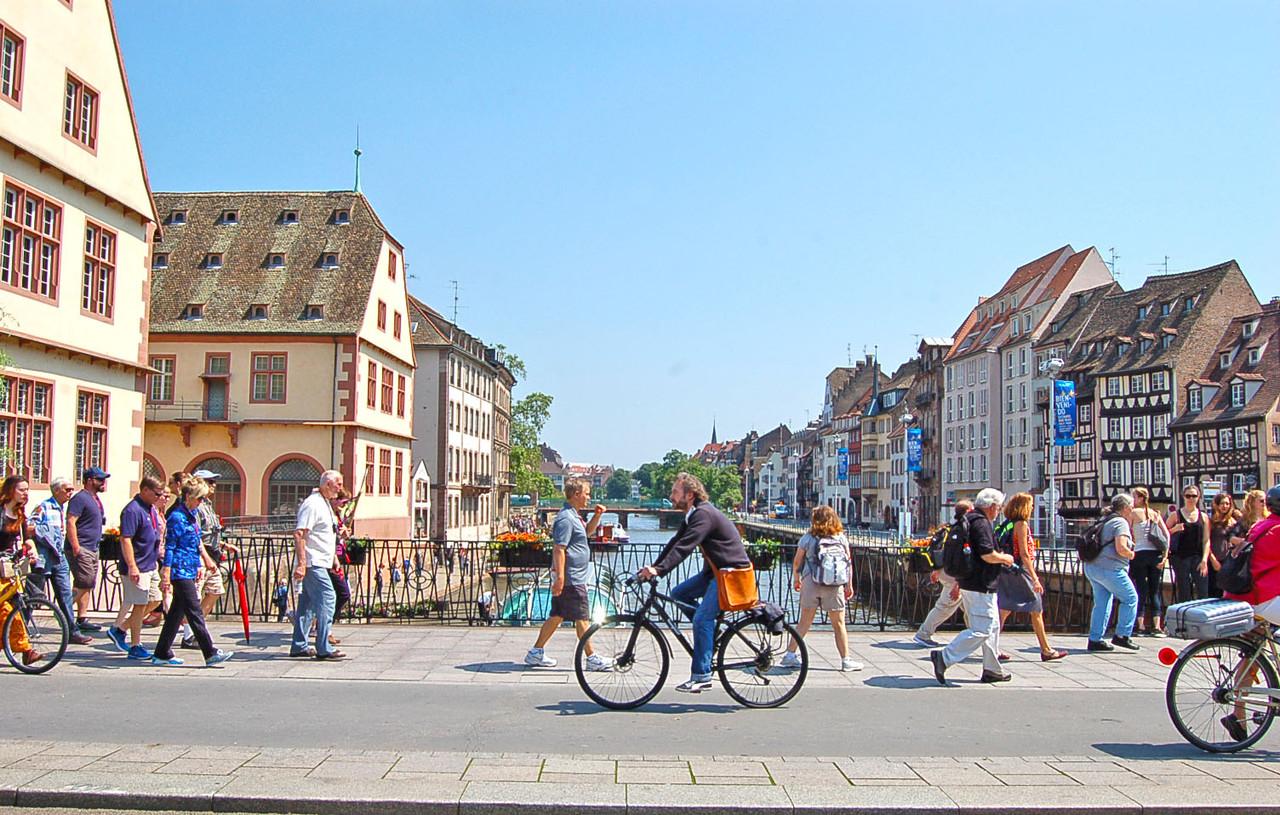 As pontes de Estraburgo