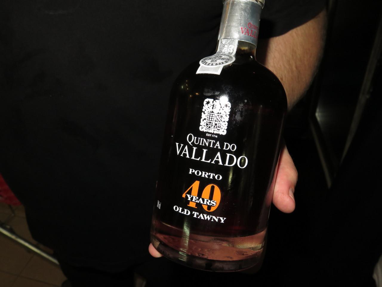 Quinta do Vallado 40 Years Old Tawny