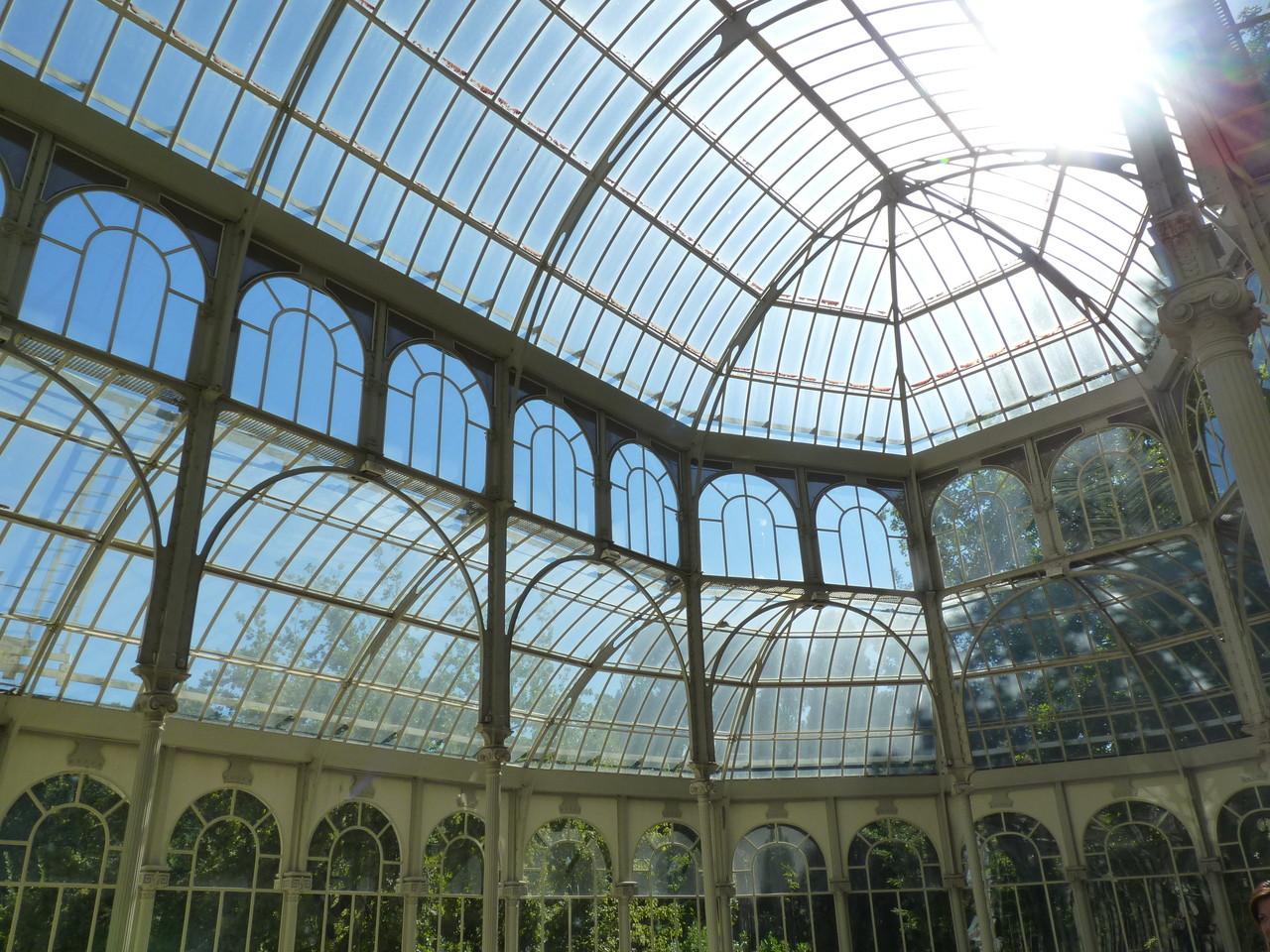 Romântica Madrid-Palácio de Cristal (8).JPG