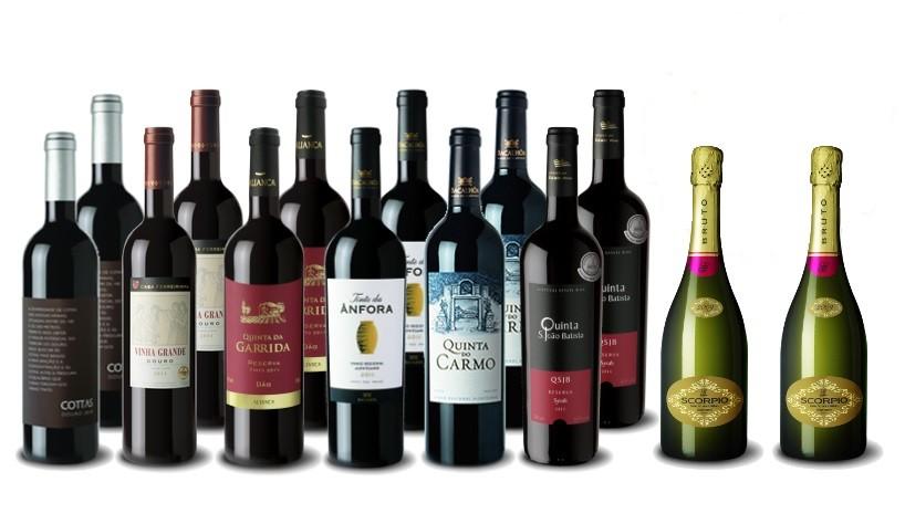 Dos vinhos portugueses 233 sem qualquer d 250 vida a melhor colheita