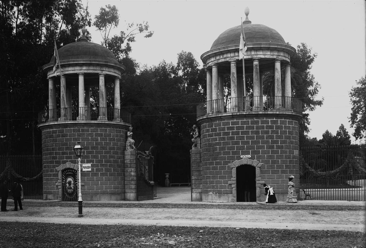 Jardim zoológico de aclimatação, Lisboa (P. Guedes, c. 1905)