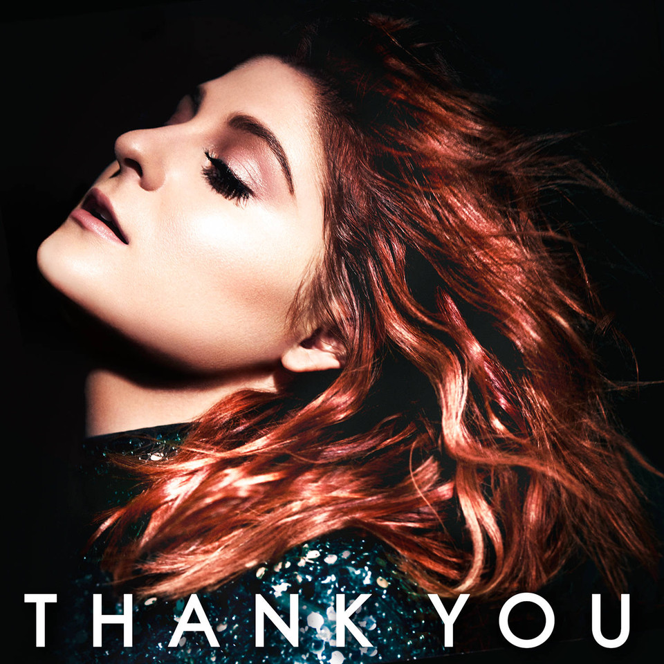 Meghan Trainor - Capa album 'Thank You' - MEGHAN T