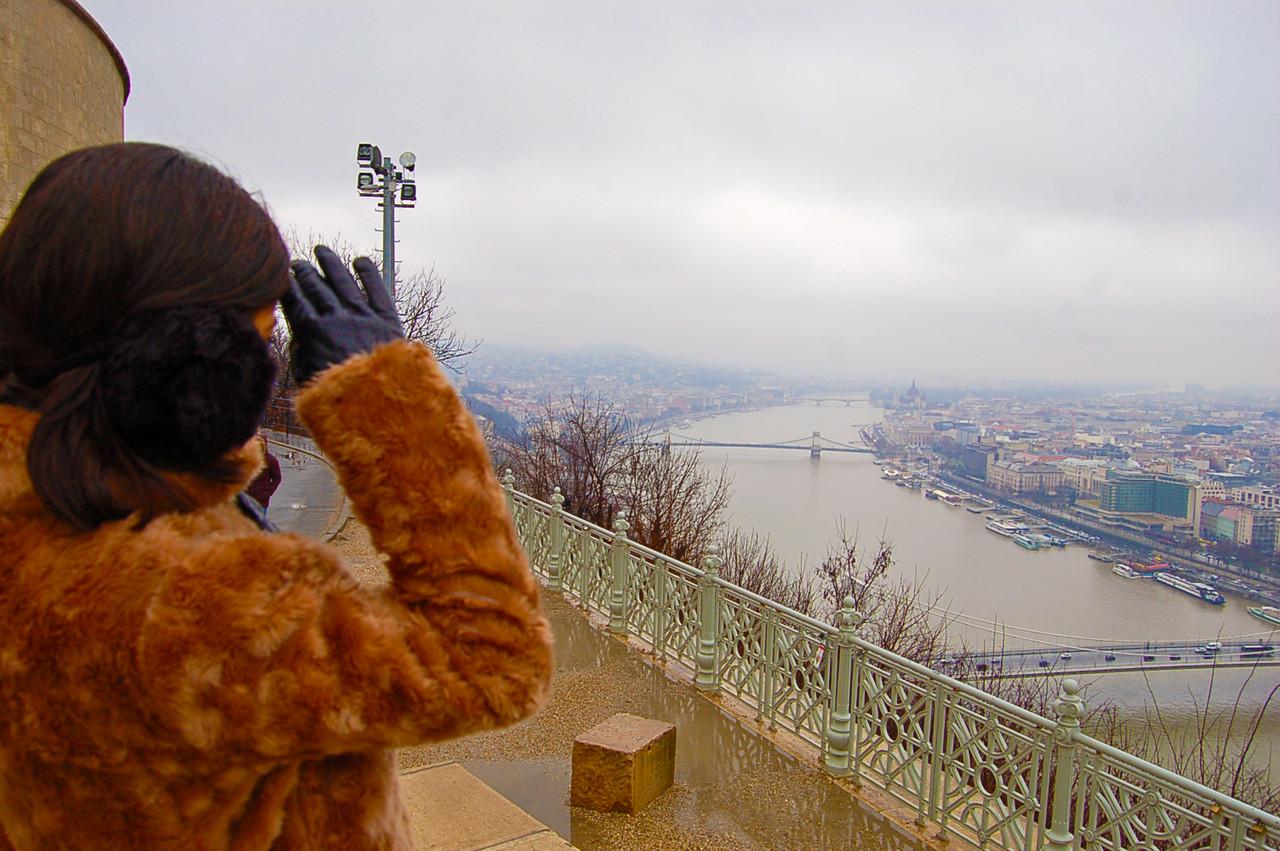 Vistas desde a Citadella
