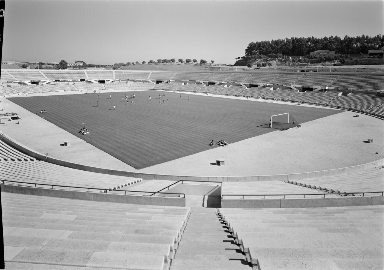 Campo da Luz, Lisboa (H. Novais, post 1954)