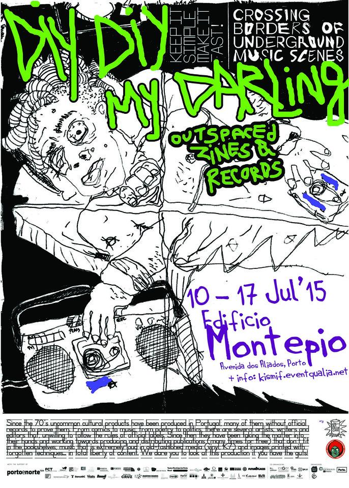DIY DIY My Darling MONTEPIO (Marcos Farrajota) - l