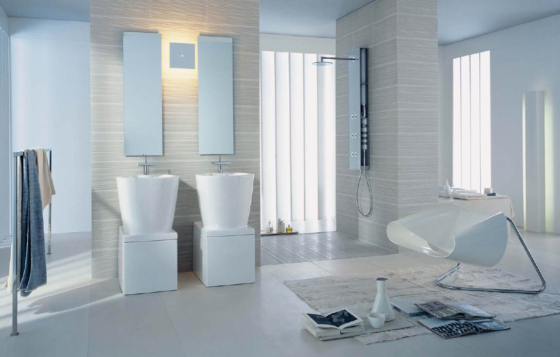 Controlar o custo de remodela o da casa de banho - Tende bagno moderne ...
