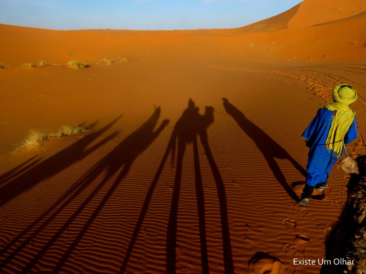 Verão lembra o deserto
