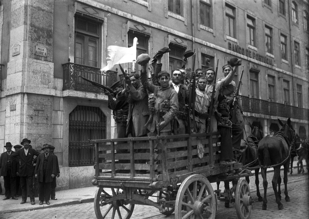 Revolução de 14 de Maio de 1915, foto de Anselmo