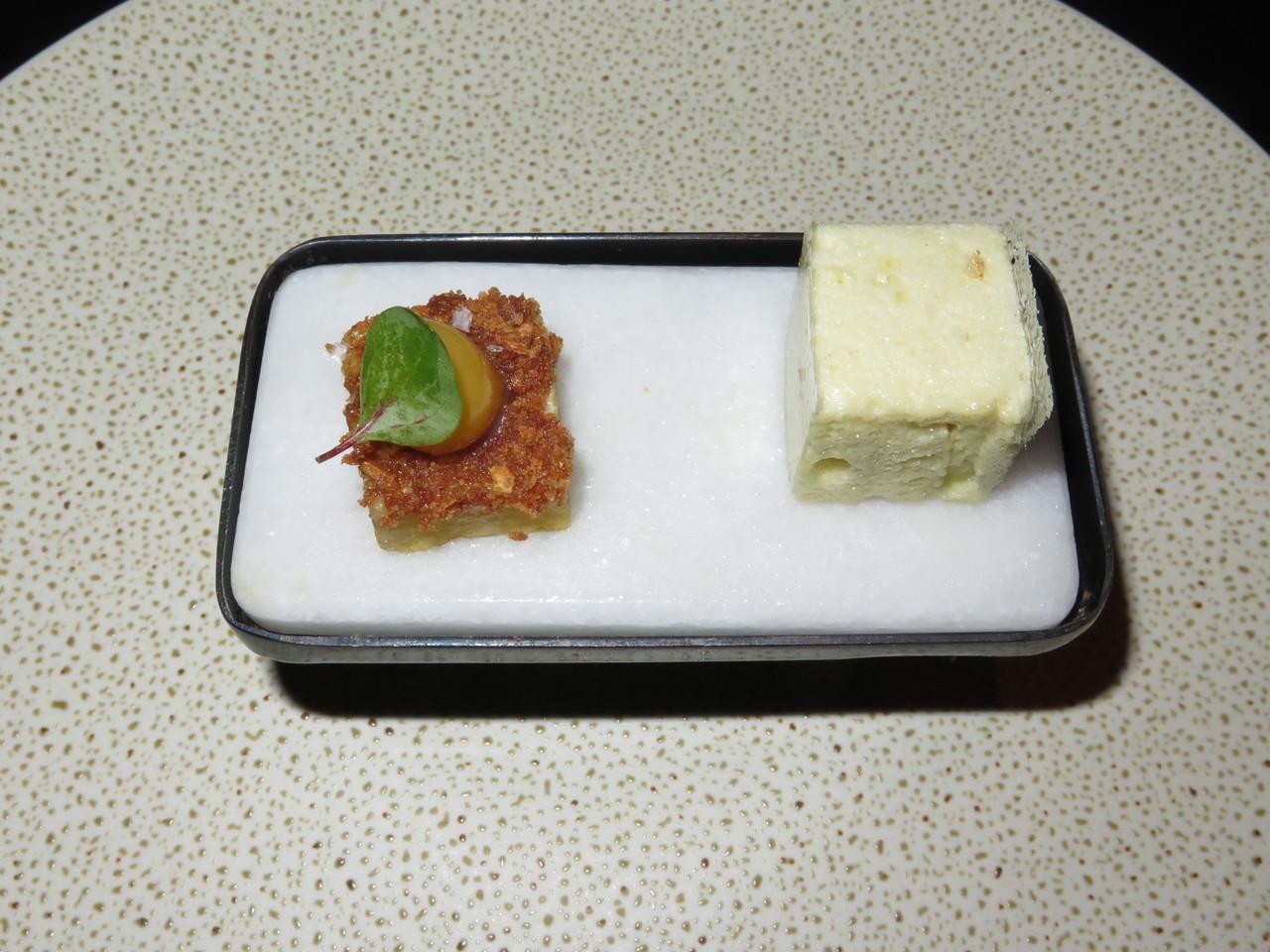 Tortilha de Batata & Esponja de azeitona