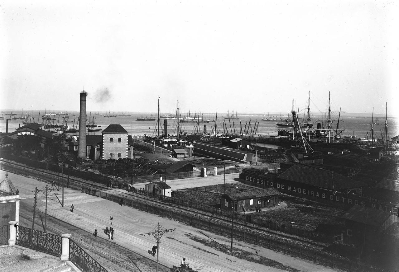 porto de Lisboa, doca de Santos,1.jpg