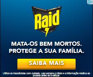 Raid - Publicidade