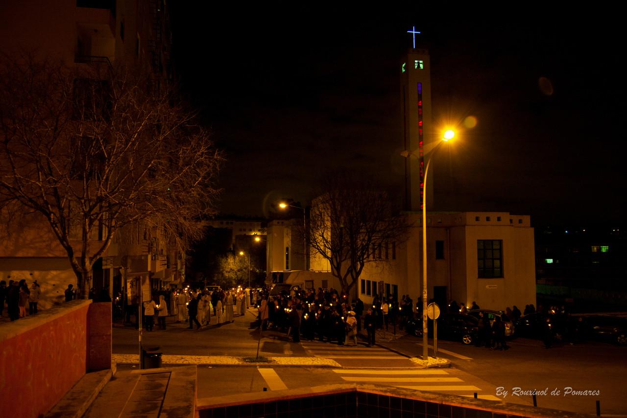 Via Sacra da Paróquia de Agualva  (2)
