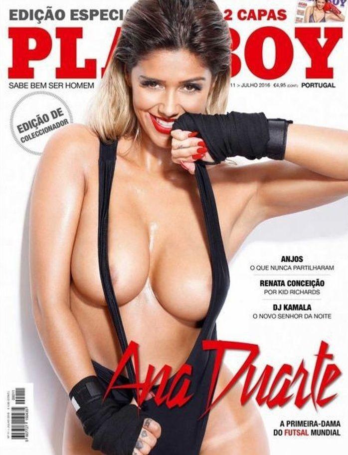 Ana Duarte capa 2