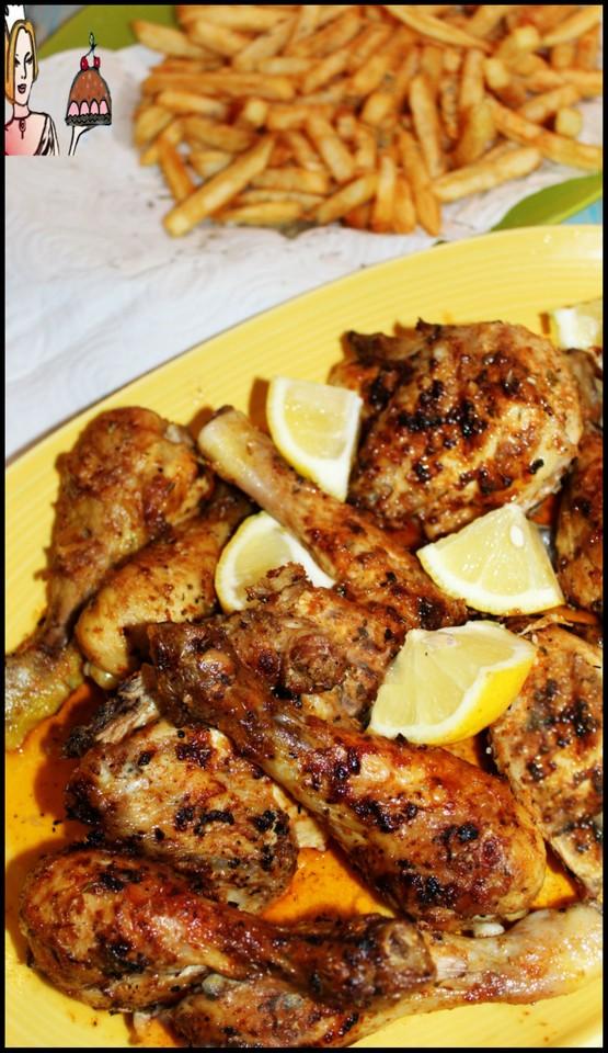 Receita de frango no churrasco com molho delicioso