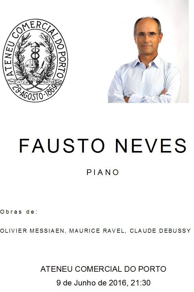 Fausto Neves 2016