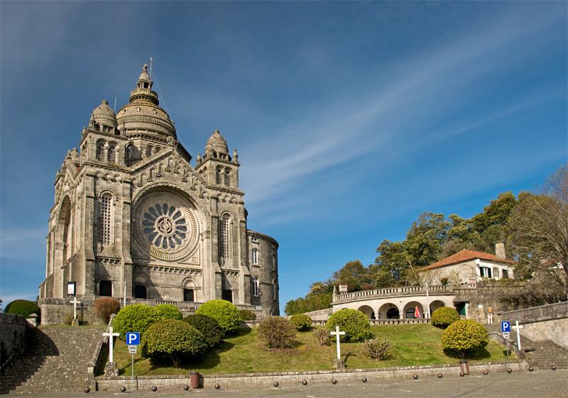 Santuário de Santa Luzia em Viana do Castelo  (1)