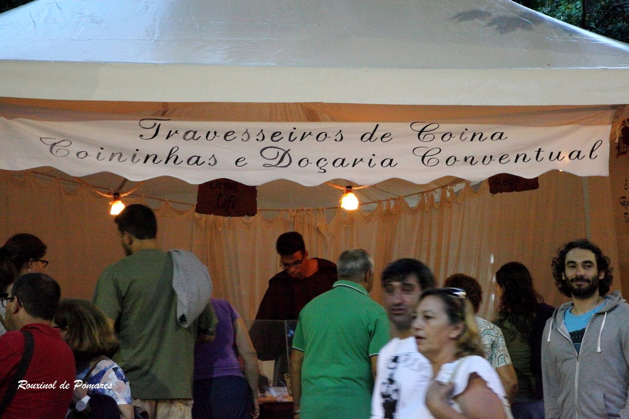 Taverna dos Trovadores em dia de Feira Medieval (0